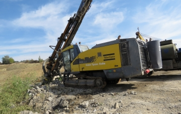 Послуги ATLAS COPCO ROC L8